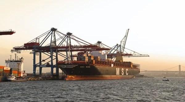The Port of Gothenburg takes measures to mitigate Suez effects