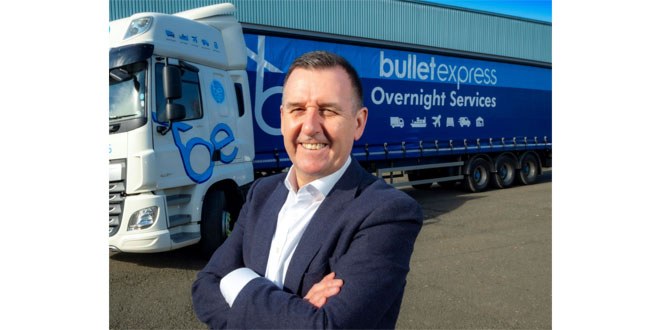 Fortec strengthens in Scotland by addition of Bullet Express