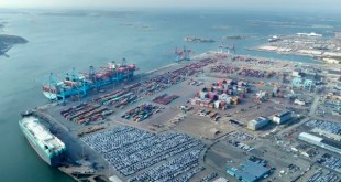Freight volumes rise at the Port of Gothenburg