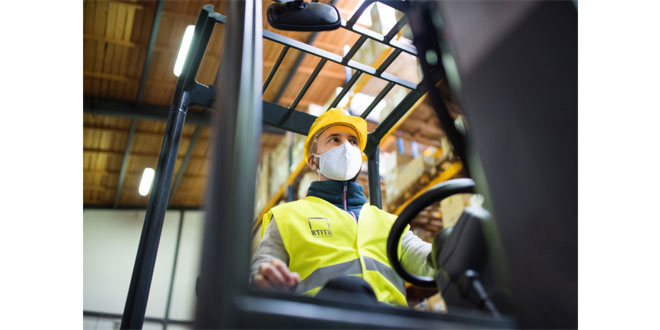 Lift truck training lessons learned from the COVID-19 pandemic so far
