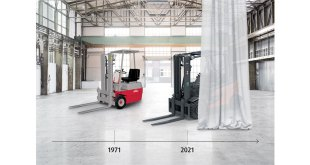 Linde Material Handling forward-looking forklift trucks with a 50-year success story