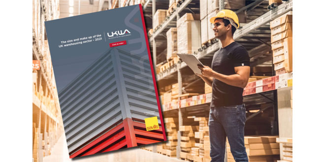 New UKWA report reveals major growth and seismic changes in UK warehousing sector