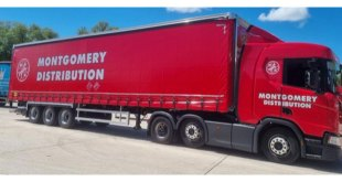 1m GBP depot and fleet investment for Rugby transport firm Montgomery Distribution