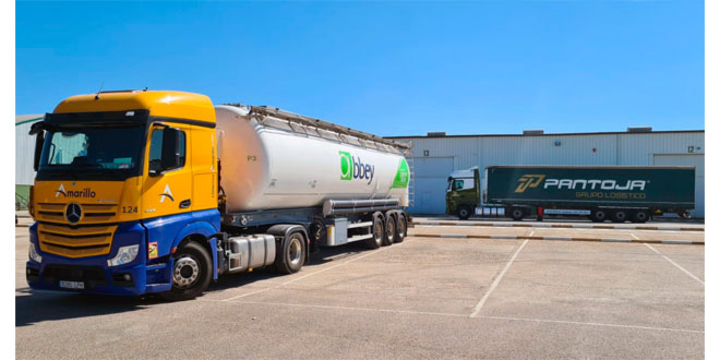 Abbey Logistics forms strategic partnership with Cisternas Amarillo