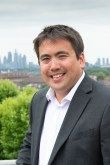 Charles Hogg, Commercial Director of Unsworth Global Logistics
