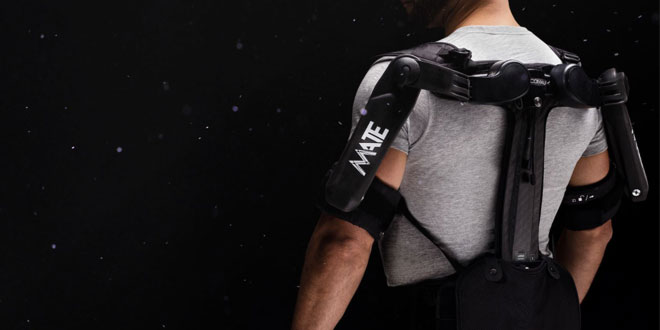 Comau partners with Heidelberg University to study new application areas for wearable robotics within industrial environments