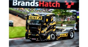 Giti Tire enjoys flying start as 2021 BTRC season commences