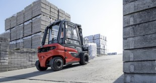 Green power for goods handling from new Linde X20 – X35 electric forklift models