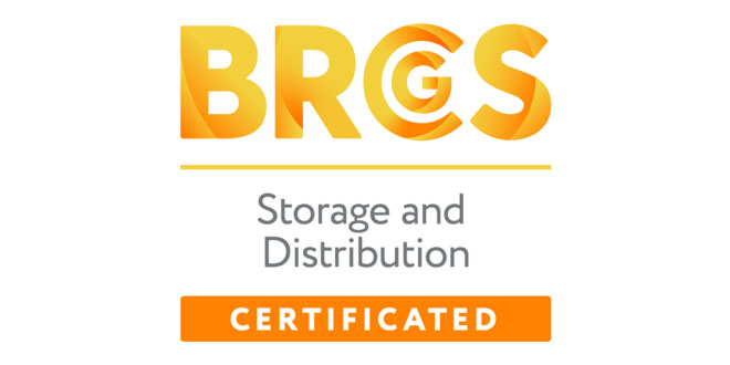 Howard Tenens Logistics Awarded BRC Accreditation