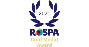 Howard Tenens Logistics awarded RoSPA Gold for 5th year running
