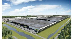 P&O Ferrymasters builds new 10,000m2 warehouse at Genk to offer Port - Centric logistics solutions