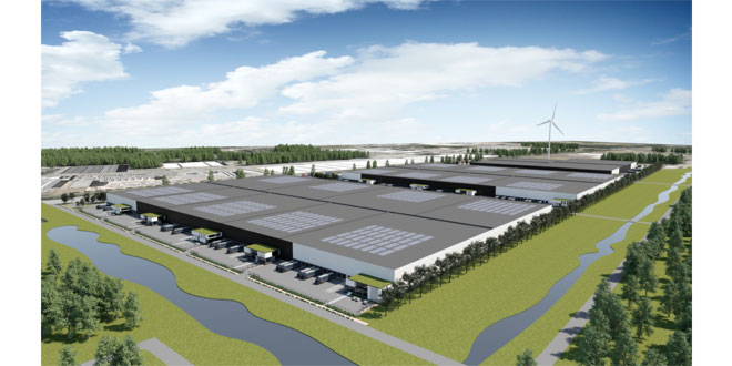 P&O Ferrymasters builds new 10,000m2 warehouse at Genk to offer Port – Centric logistics solutions
