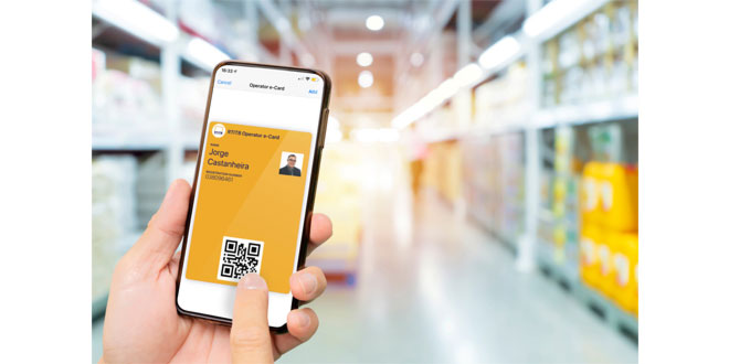 RTITB to launch new Forklift Operator ID eCards