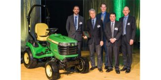 TYRI 6 years of achieving John Deere Excellence