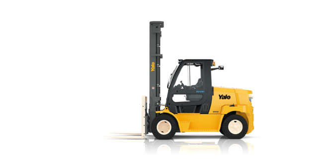 Yale unveils high performance electric counterbalance truck with integrated lithium-ion battery