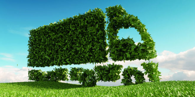 Paving the road towards a sustainable supply chain - Freightline Carriers
