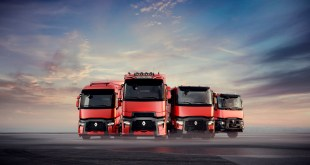 World premiere of the Renault Trucks T, C and K Evolution on 8th July