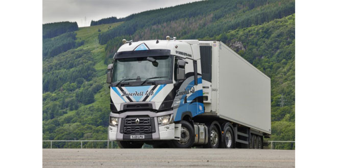 Comfort, service and support see Inverdell select Renault Trucks High