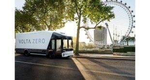 Full-electric Volta Zero embarks on UK customer roadshow