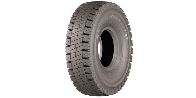 Goodyear expands RH-4A+ linup to include 40.00R57
