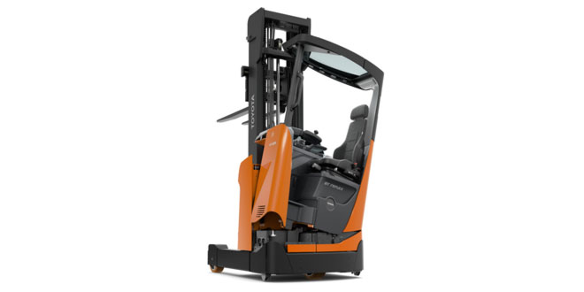 New reach truck models from Toyota optimise safety and performance levels
