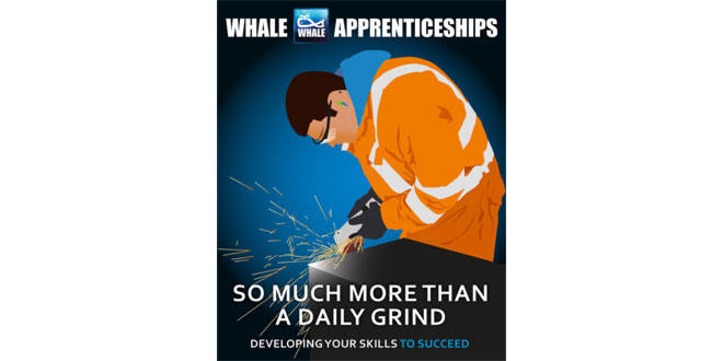 Solihull-Based Whale Tankers Turns Recruitment Drive To Apprentices