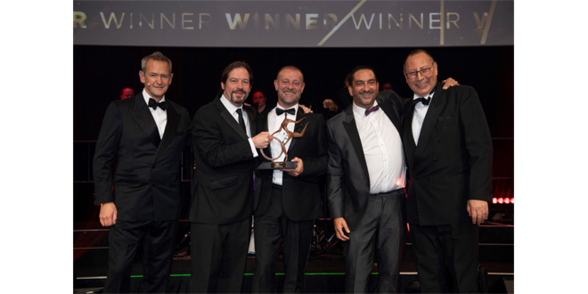 DPD scoops two awards at Motor Transport Awards
