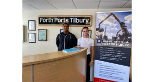 Gateway Academy Competition Winners now join the Engineering team at The Port of Tilbury
