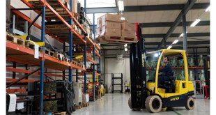 HYSTER® INTEGRATED LITHIUM-ION FORKLIFTS GET TOUGH ON INDUSTRY CHALLENGES