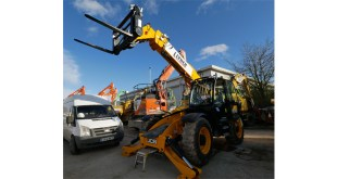 Lynch Plant leading the way in Telehandler safety with GKD Technologies