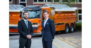 120 new gritter keep drivers safe this winter