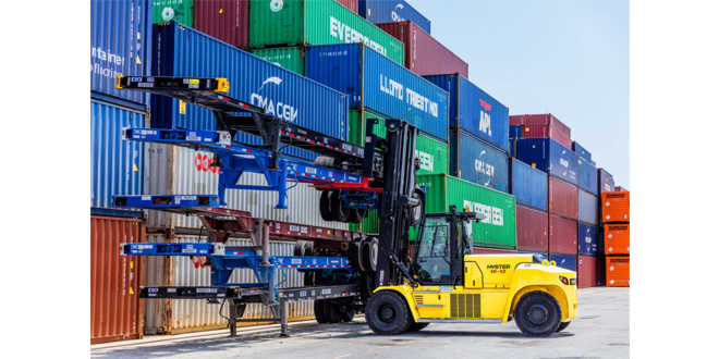 Latest updates from Hyster on green manufacturing and solutions