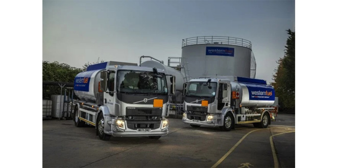 Volvo off to a winning start at Western Fuel with 'Robust and Reliable' FL Tankers