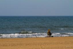 Le pêcheur du petit matin