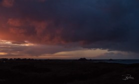 Sunset à St-Pabu