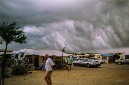 Menace d'orage !