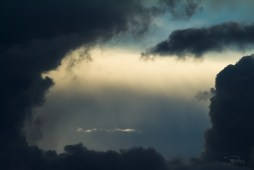 Ciel de 25 décembre
