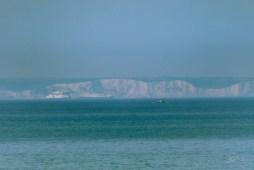 Les falaises de Douvres
