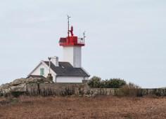 Le phare del'Ile Wrach