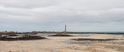 Le phare de l'Ile vierge