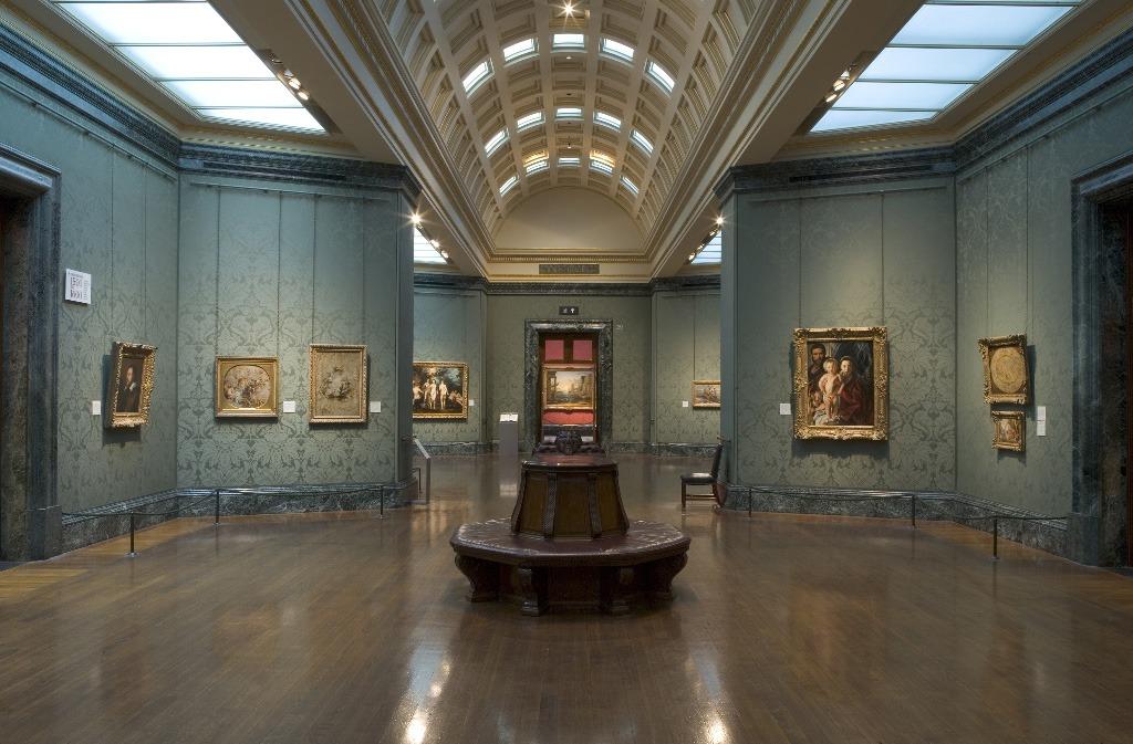 National Gallery London Interior
