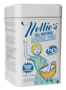 Nellie's laundry products are MI-free