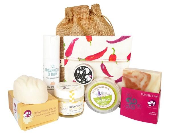 higiene corporal ecológica
