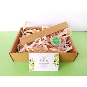 pack higiene bucal zero waste