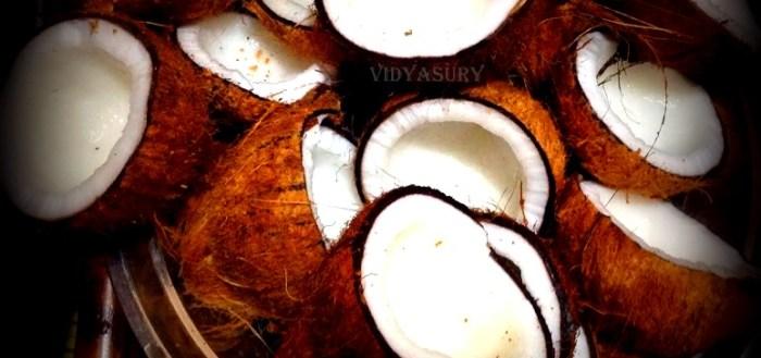 coconuts vidya sury