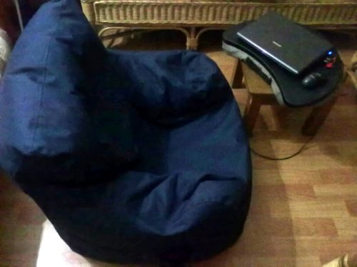 Bean Chair Vidya Sury