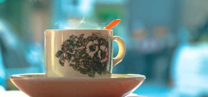 serendipity coffee with mi vidya sury