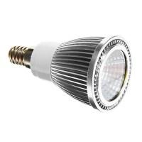 5W E14 LED spotlampen COB 50 400 lm Warm wit Dimbaar AC 220 240 V 1640836 2020 – €10.39