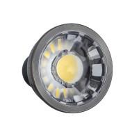 1pc 3 W 320 lm GU10 LED spotlampen 1 LED kralen COB Decoratief Warm wit / Koel wit 85 265 V / 1 ...