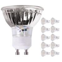 10 stuks 5 W LED spotlampen 450 lm GU10 60 LED kralen SMD 2835 Decoratief Schattig Warm wit Koel ...
